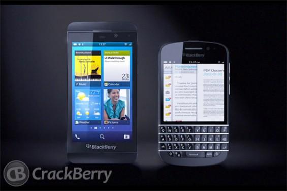 BlackBerry N series 5