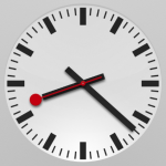 Time to steal the time? Apple borrows Swiss Clock's image [updated]