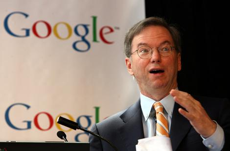 Eric Schmidt says Google is the new Microsoft