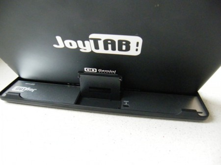 Gemini JoyTAB with bluetooth keyboard   Review