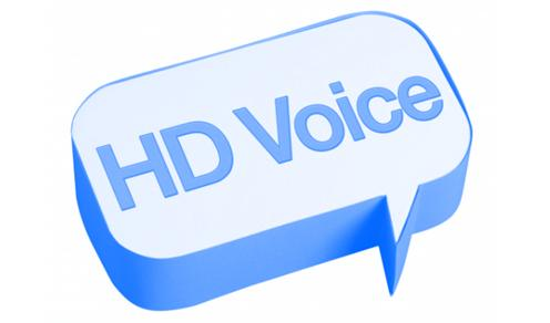 iPhone 5 on Three supports HD Voice