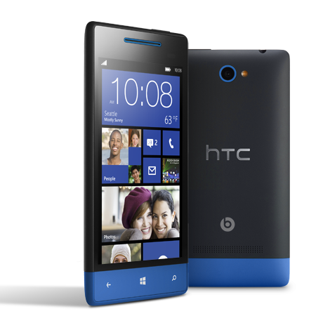HTC WP 8S 2V blue