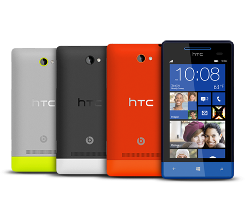 HTC WP 8S 4B multicolor