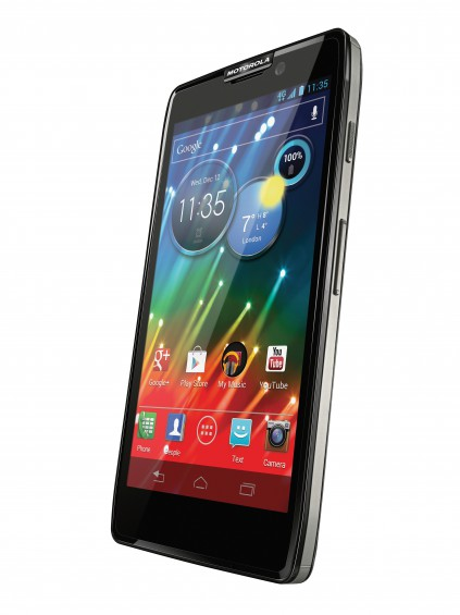 Motorola also announce the RAZR HD and the RAZR MAXX HD no mention of us in the UK though