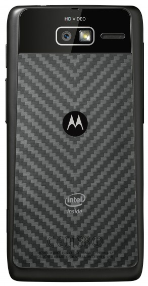 Motorola announce the RAZRi