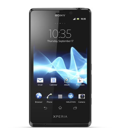Sony Xperia T now available on Three