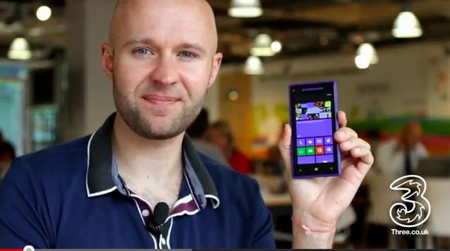 Three UK to stock HTC 8X and 8S
