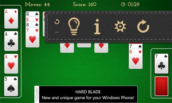 Solitaire 1