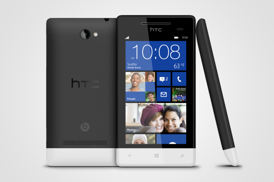 WP 8S by HTC Domino 3views