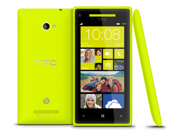 Announced: Windows Phone 8X by HTC   All the details