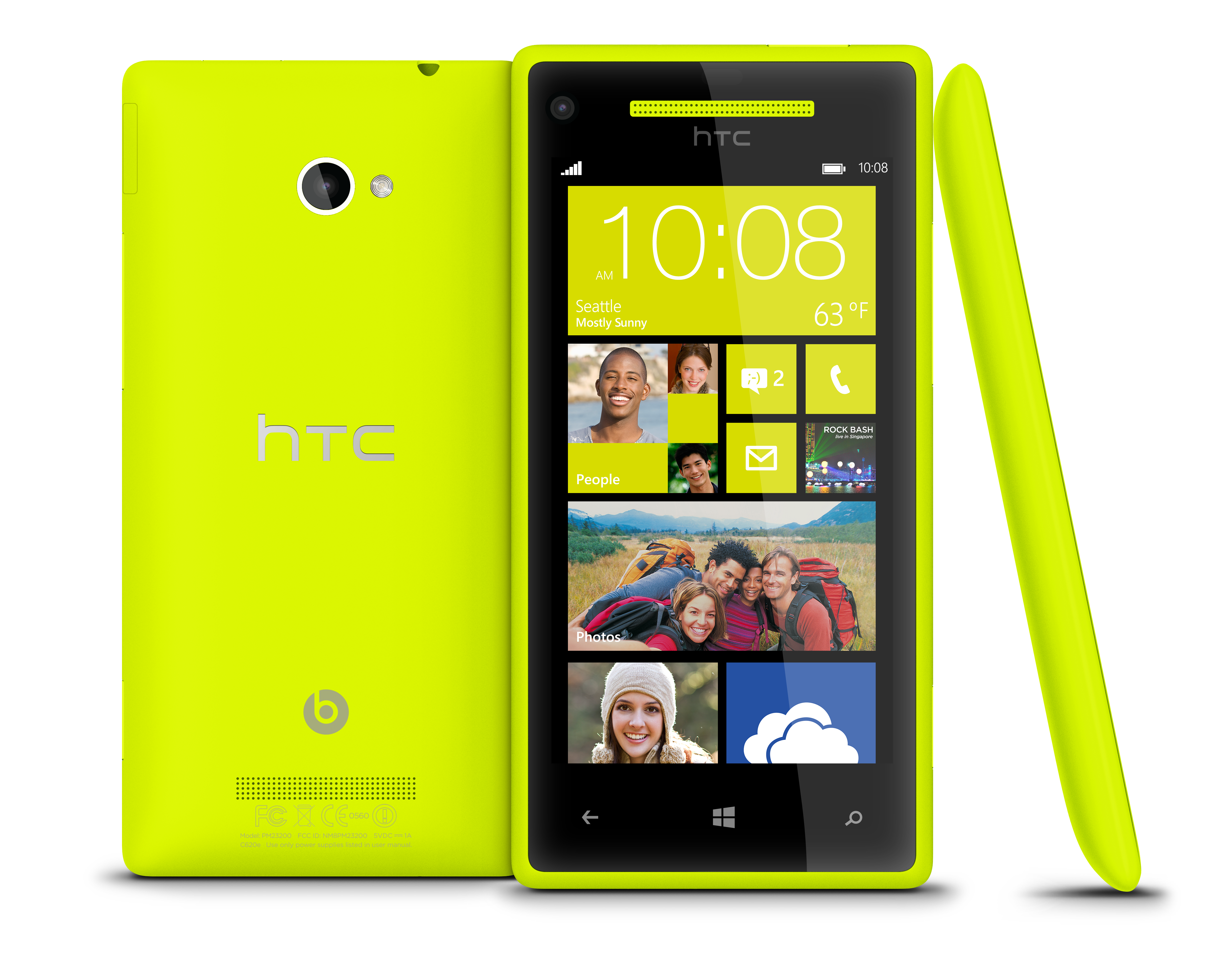 Announced: Windows Phone 8X by HTC – All the details