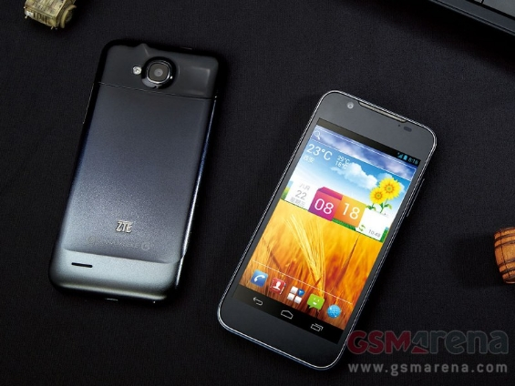 ZTE  Launch the Grand Era U985 in China
