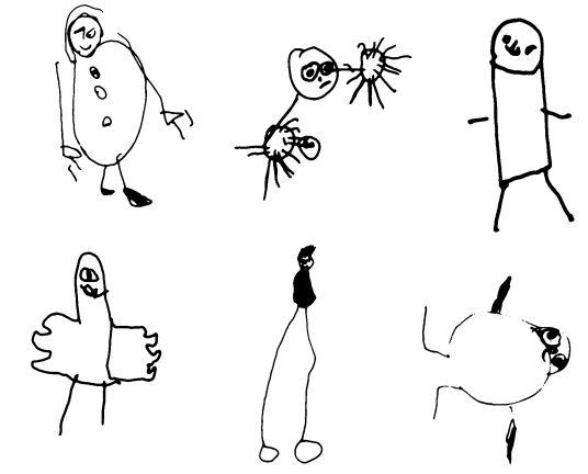bad drawing