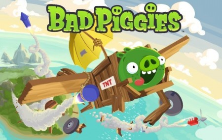 Rovio teases Bad Piggies! Coming very soon!