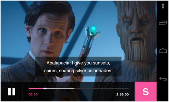 BBC iPlayer for Android gets a new companion app
