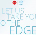 "Motorola – ""To the Edge"" liveblog and live video"