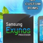 No custom ROMs please, we're Samsung…