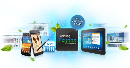 Samsung Exynos Banner
