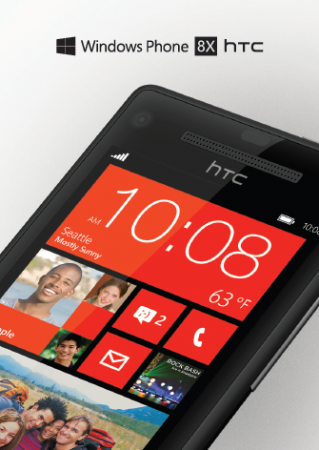 HTC Leaking Like a Sieve   This Time its The Windows Phone 8X