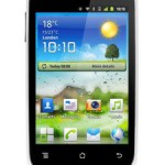 Huawei Announce The Ascend Y201 – Exclusive to Tesco Mobile