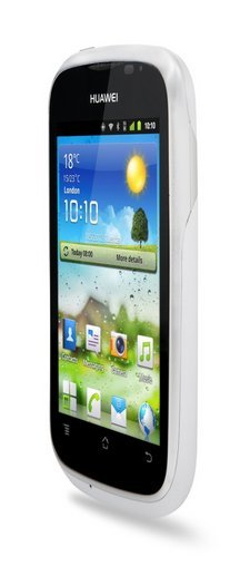 Huawei Announce The Ascend Y201   Exclusive to Tesco Mobile