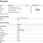 iPhone 5 shows up in Geekbench