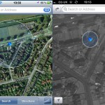 UK Satellite images in iOS 6 – One word. Rubbish.