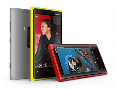 Nokia Announce Lumia 920 and Lumia 820