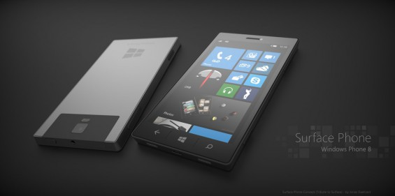 microsoft surface phone 8 by yronimus d54trfa