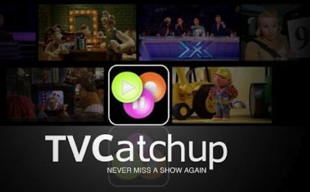 TVCatchup now out of beta, grab it from Google Play