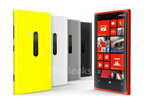 This afternoons Nokia Lumia leaks are...