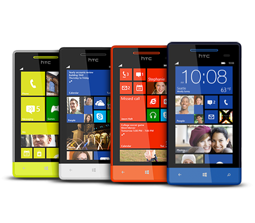 Watch the HTC 8X and 8S Windows Phone event