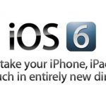 iOS 6 is now available.
