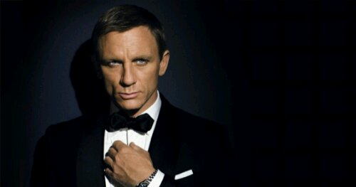 The names Bond, James Bond. My Xperia T is exclusive ish to O2