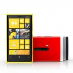 Hands on videos of the Nokia Lumia 920 and Lumia 820