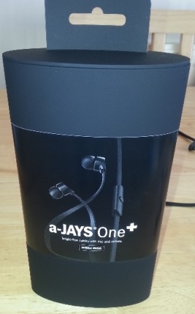 a Jays One+ Earphones   Review