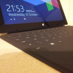 Microsoft Surface with Windows RT – Initial Impressions
