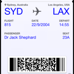 Add some novelty passes to Passbook on iOS