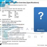 New Blackberry Aristo handset specs leak