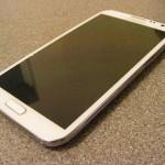 Samsung Galaxy Note II – Initial Impressions