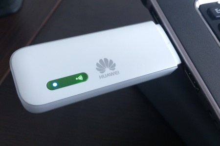Huawei E355 3G/WiFi dongle review