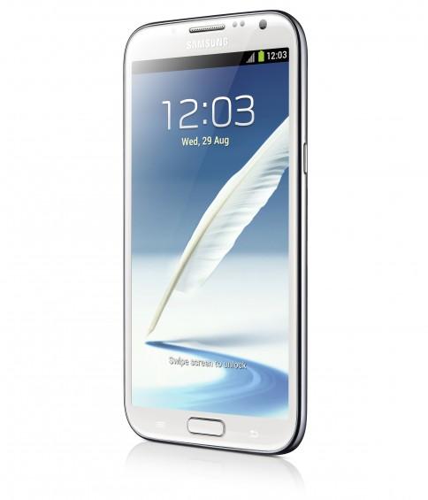 GALAXY Note II Product Image 3