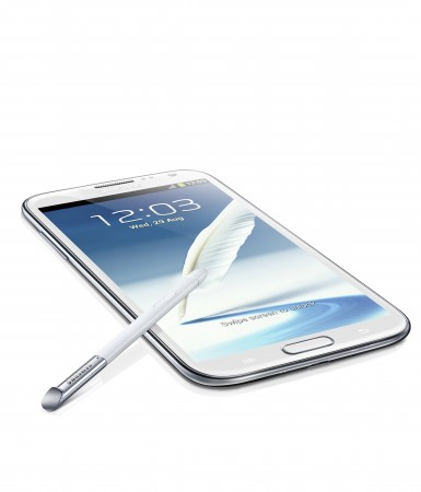Samsung Galaxy Note II gets multi view upgrade in UK and France