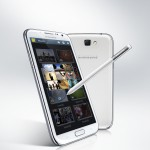 The Samsung Galaxy Note 2 gets updated to Android 4.4