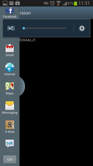 Galaxy Note II Update 2