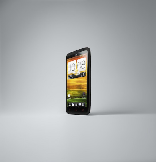 HTC One X+ LEFT Black