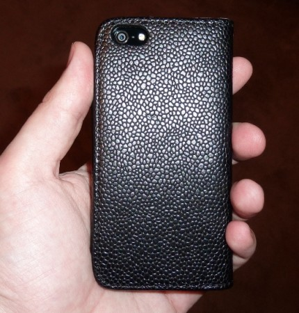 iPhone 5 case review   Wallet Case