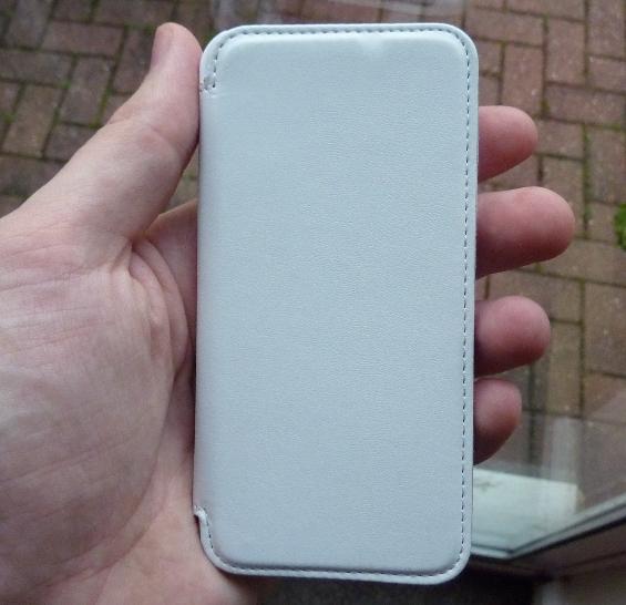 Tech21 iPhone 5 case   front