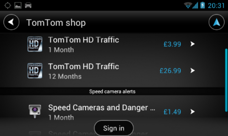 TomTom for Android   App Review