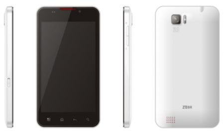 ZTE announce the Grand series for Russia